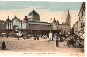 Halles des Carmes Toulouse
